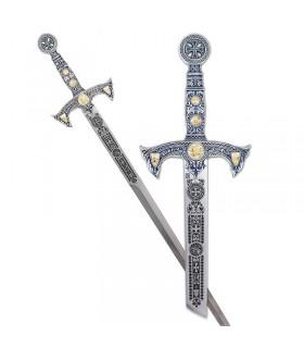 Épée des Templiers, série spéciale Marto
