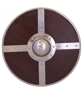 Viking Shield bois, 56 cm.
