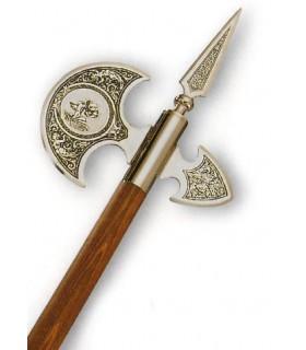 Hache Médiévale, 60 cm.