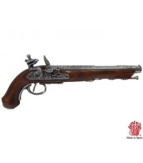 Pistolet de duel française, 1810