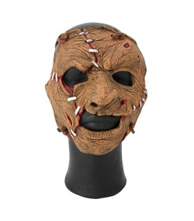 masque zombie cousu