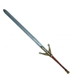 Claymore épée latex, 140 cm.