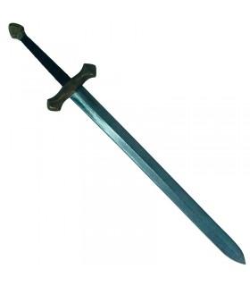 Medieval roi d'épée