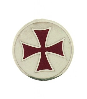 Cross Broche Templar
