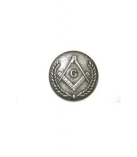 Seal Broche maçonnique