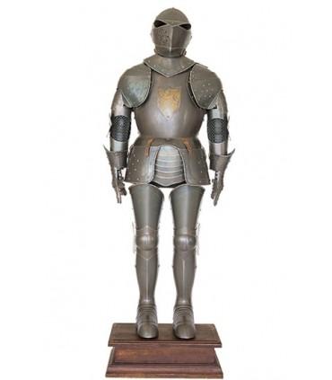 manteau d'armure des armes, XV siècle