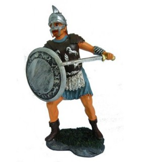 Gladiateur romain miniature (20 cm.)