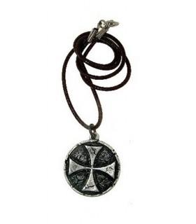 pendentif croix des Templiers (3.3 cm.)