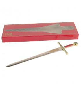 Ouvre-lettre épée Excalibur