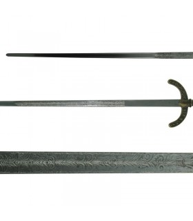 Espada italienne, s. XVII (106 cm.)