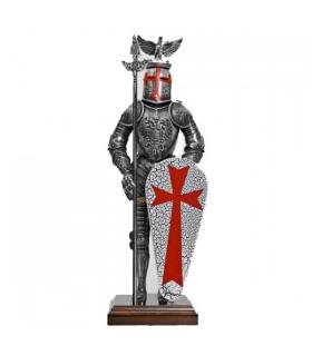 Templar armure Aigle, 42 cms.