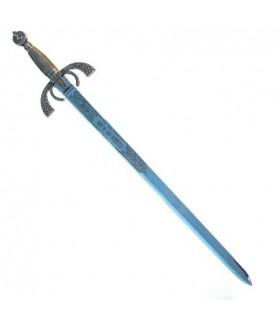 Duque de Alba épée, argent