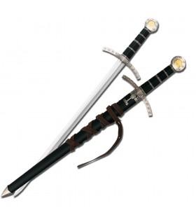 Enfants épée médiévale avec fourreau