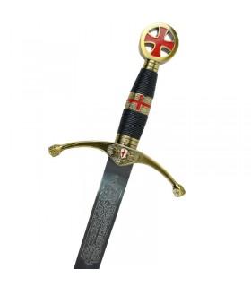 Épée des croisés. la taille des cadets. 75 cms.
