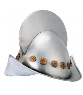 XVIe siècle espagnol Conquistador Casque