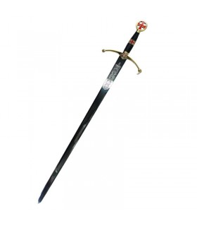 L'épée de l'Croisés