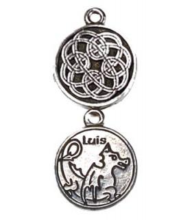 pendentif Astrologie Celta Luis
