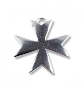 Croix de Malte Pendentif