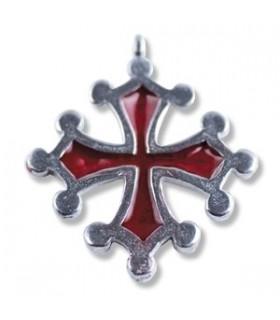 Pendentif croix occitane