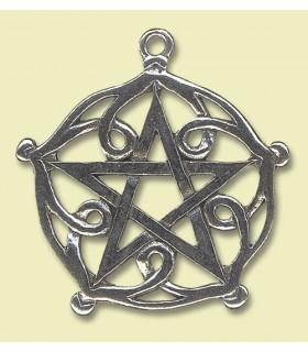 Celtic Pendentif pentacle Brisingamen