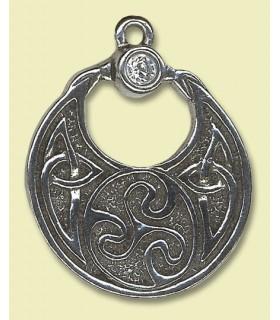 Pendentif Celtic Charm Boudica