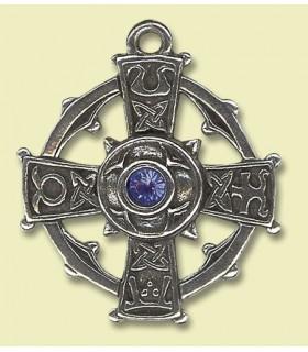 Raith Gras pendentif croix celtique