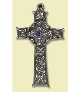 pendentif croix celtique Ambrosius