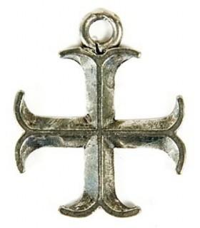 Croix Templière Pendentif 1