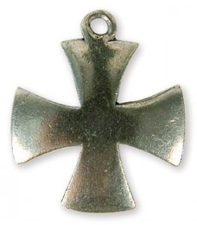 Templar pendentif croix 2