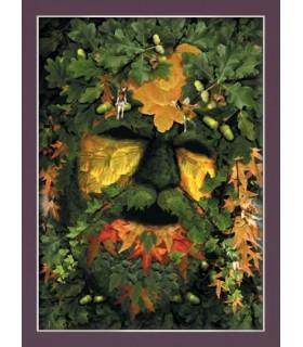 Gren Man poster (30 x 40,5 cm)