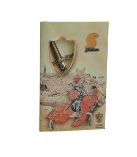 Miniature Templiers Epée