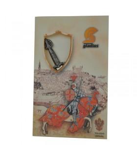 Miniature épée Tizona del Cid