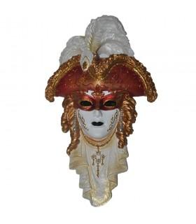 masque vénitien tricorne