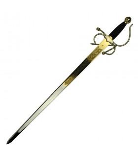 Cid épée Colada, finition rustique