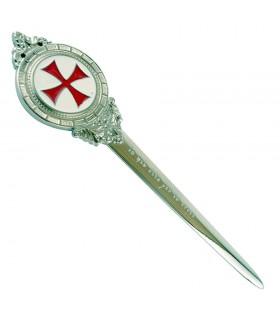 Croix de Templar Letter Opener