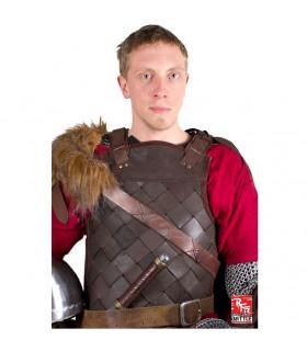 Viking armure de cuir