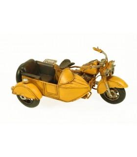 sidecar jaune Miniature