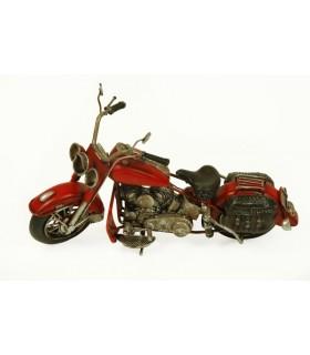 Miniature Harley Davidson métal