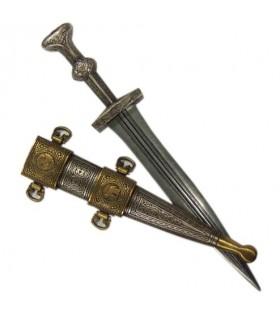 poignard romain du temps de Jules César (Ier siècle av)