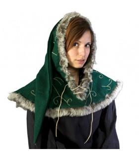 Verts cordons de capuche médiévales