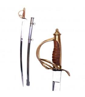 XIX siècle US sabre de cavalerie