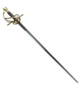 Rapier épée, XVIIe siècle