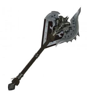 Axe roi Lich King, 120 cm.