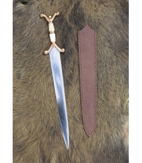 Celtic épée courte, 63 cms.