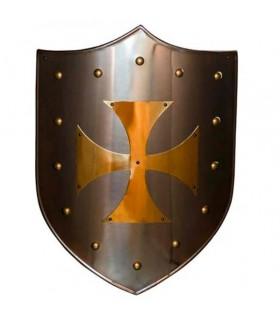 Croix des Templiers bouclier latonado