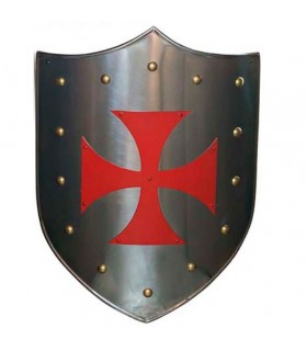 Croix-Rouge des Templiers bouclier
