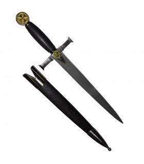 poignard Templiers avec fourreau