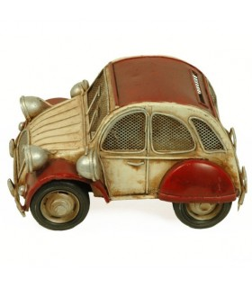 Miniature Voiture Citroen 2CV, Money Box