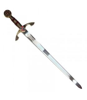 Epée Black Prince. la taille des cadets. 75 cm.