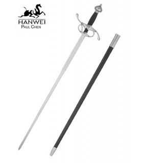 épée Renaissance pour la pratique